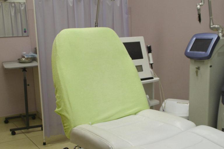 Klinika Dermatologiczna ELDERM w Bydgoszczy - widok gabinetu